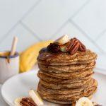 Havermout Banaan Pancakes